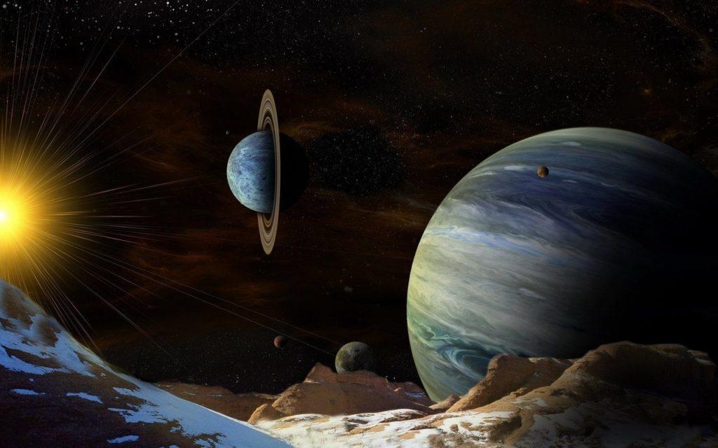 03. Высшие планеты