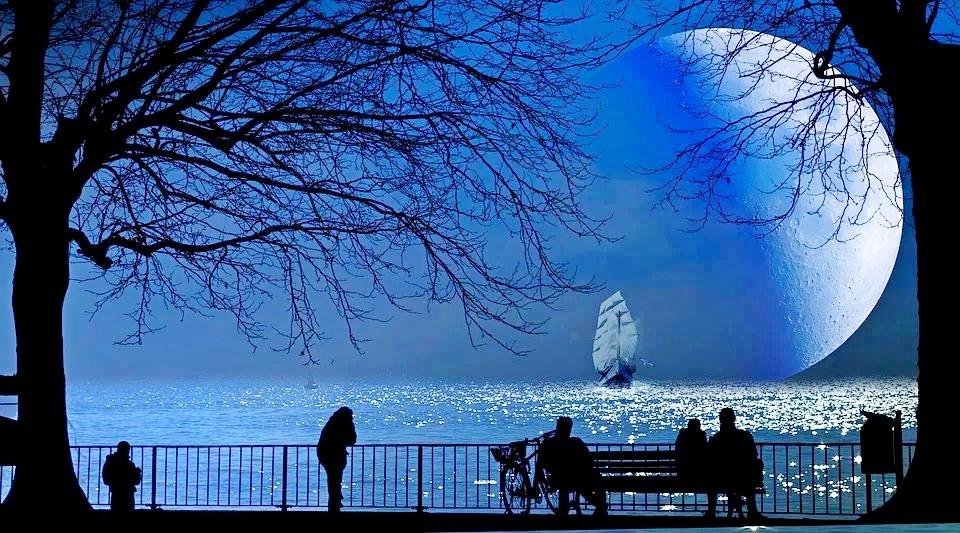 Луна в Рыбах у мужчин и женщин