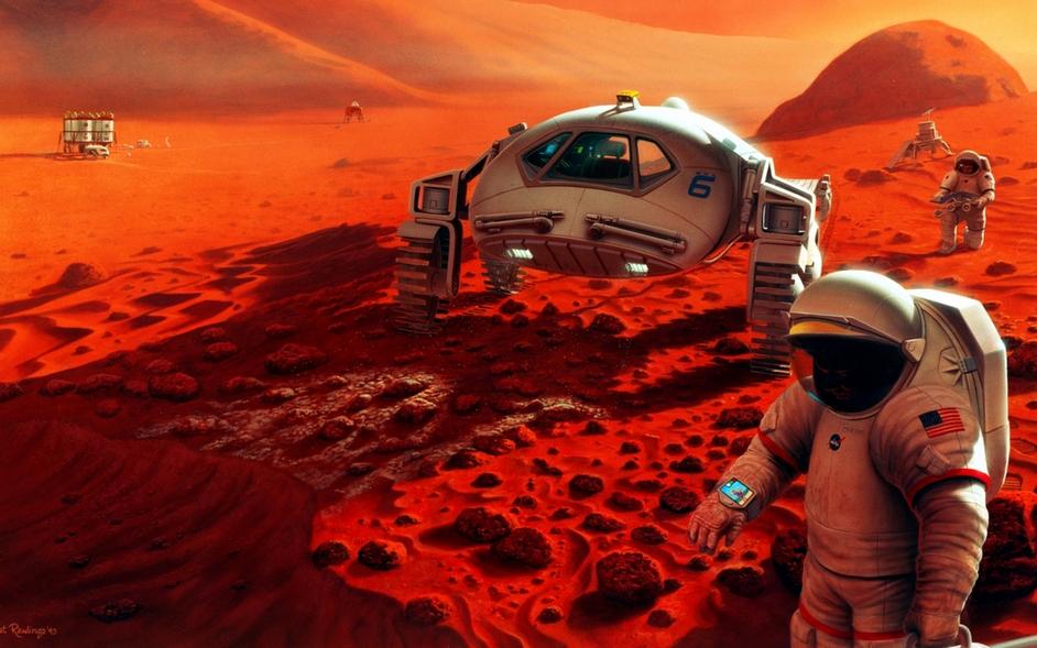 Поворот Марса в прямое движение 14 ноября 2020 года